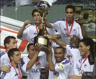 Campeón Copa Merconorte