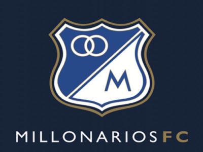 Escudo Millonarios FC
