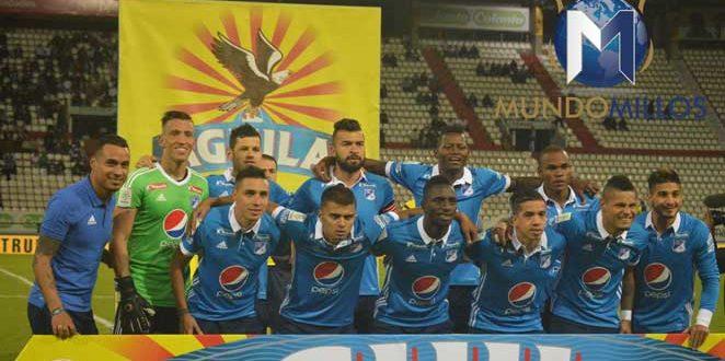 Once Caldas - Millonarios 2017