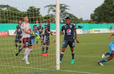 Jaguares - Millonarios 2016