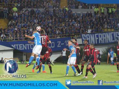 Millonarios - Atlético Paranaense