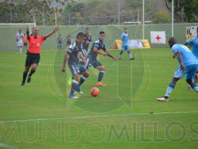 Jaguares - Millonarios 2017