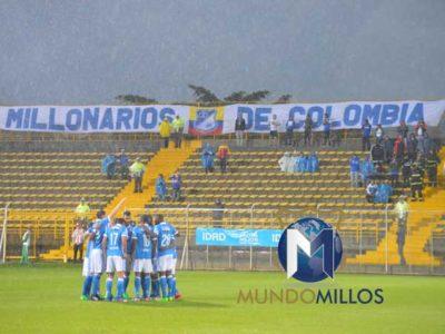 Tigres - Millonarios