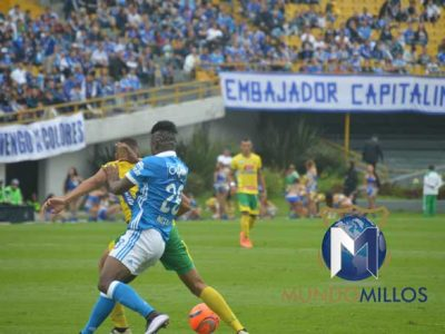Millonarios - Huila 2017