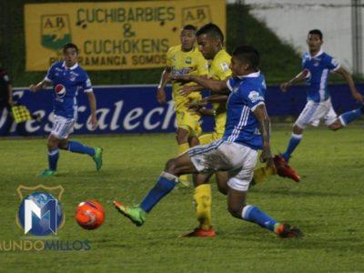 Bucaramanga - Millonarios 2017