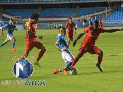 Cortuluá - Millonarios 2017