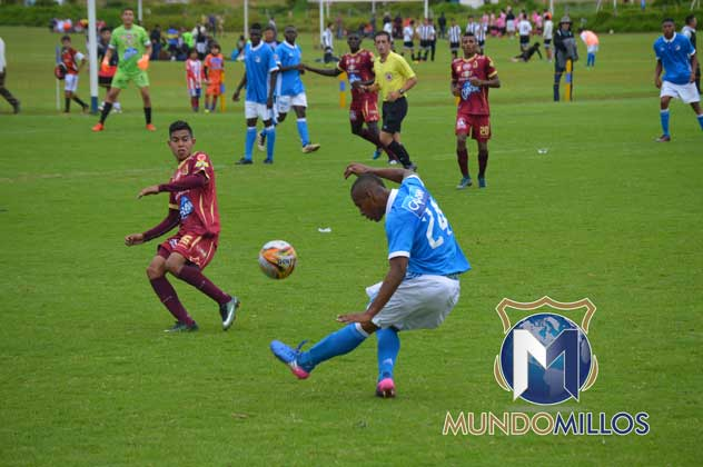 Millonarios - Tolima Sub20