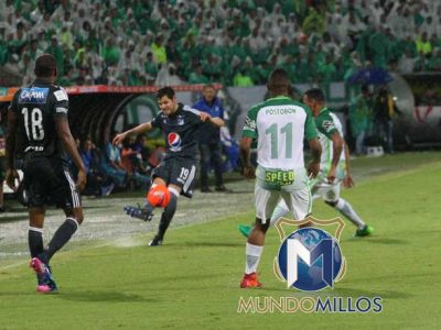 Nacional - Millonarios 2017