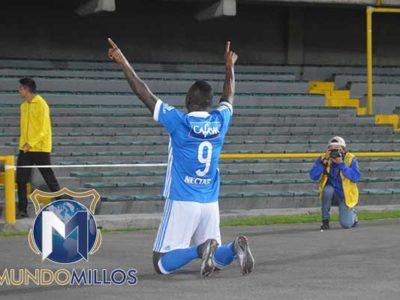 Millonarios 1-1 Rionegro Aguilas