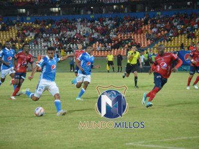 Medellín - Millonarios 2017