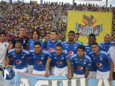 Tolima - Millonarios 2016