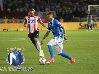 Junior - Millonarios 2017