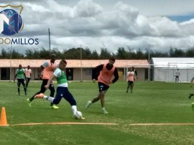Millonarios entrenamiento 2017