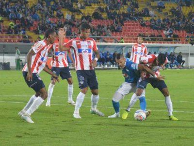 Millonarios Junior Copa 2017