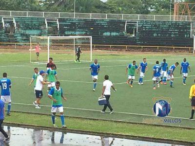 Millonarios sub20 vs Llaneros