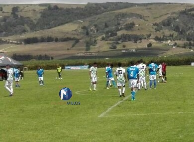 Sub20 vs. Chicó