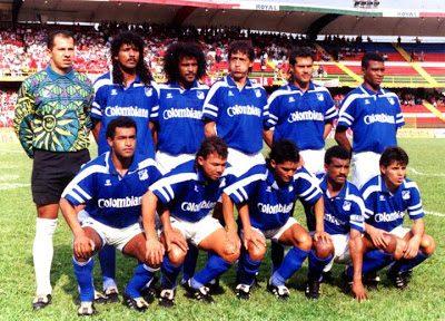 Millonarios 1993