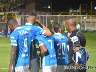 Equidad - Millonarios 2017