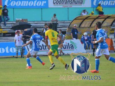 Huila - Millonarios 2017