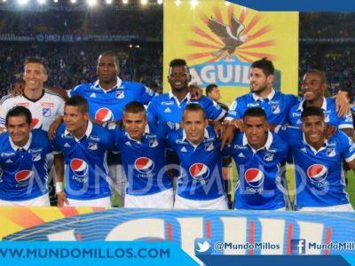 Millonarios 2017-II