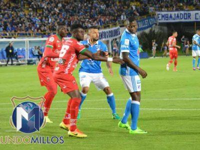 Millonarios - Patriotas 2017