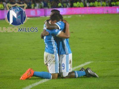 Millonarios - América 2017