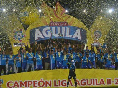 Millonarios campeón 2017