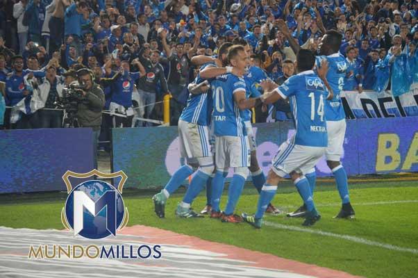 Millonarios - Santa Fe 2017