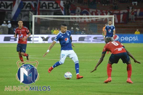 Medellín - Millonarios 2018